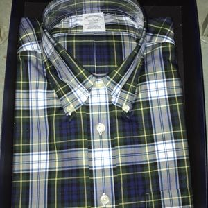 Brooks Brothers Classic Regent Button Up - NWT!!